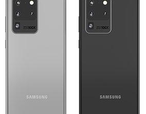 3D model Samsung Galaxy S20 Ultra samsung