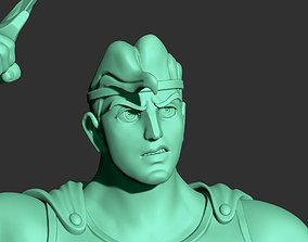 3D printable model Disney Hercules 1-12 scale