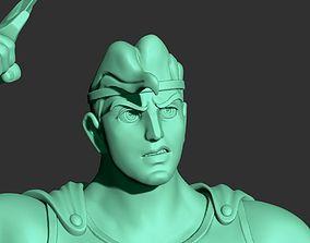 3D printable model Disney Hercules 1-12 scale