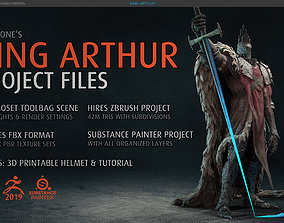 Poligone - King Arthur Project Files 3D model