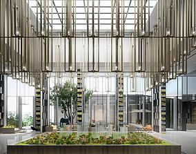 3D Company hall space