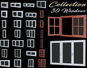 window Window Collection 3D