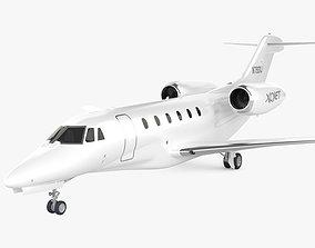 Cessna 750 Citation X 3D