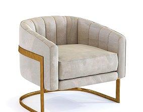 Armchair Pure Elegance 3D