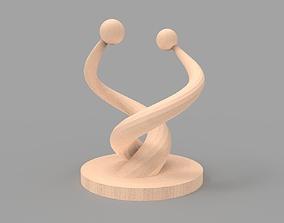 3D printable model Love miniature