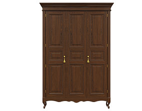 classic cabinet 01 06 3D model
