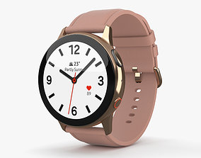 Samsung Galaxy Watch Active 2 40mm Stainless 3D model 2