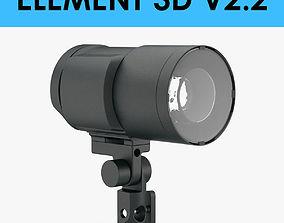 E3D - Camera Flash Head