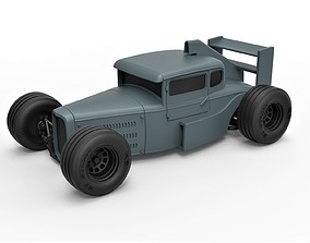 Diecast model Hot rod Formula One Scale 1 to 24