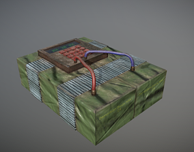 3D asset bomb C4