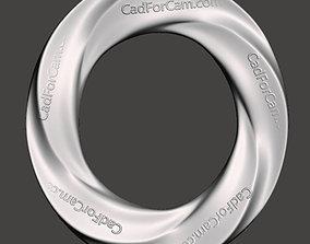 Minimalist frame demo model - 3d model for CNC
