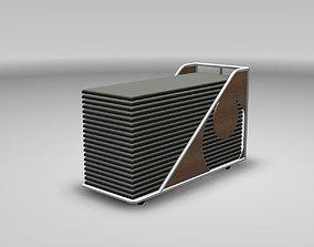 3D model Mat Carrier V01