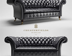 Chesterfield Cliveden Sofa 3D