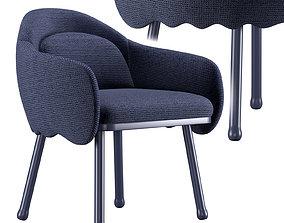 Corolla chair 270 3D model