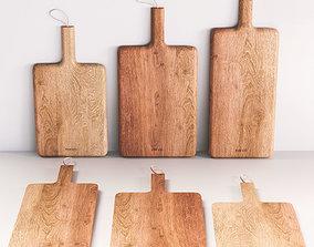 3D model EVA SOLO Nordic Kitchen cutting boards