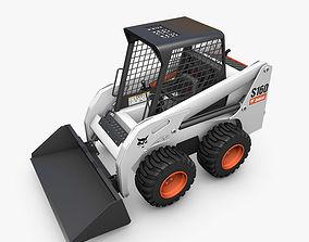 3D model Bobcat S160