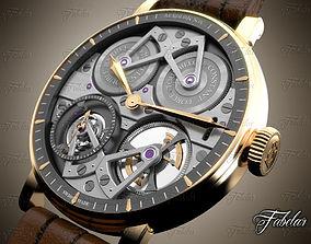 3D model mechanical Watch