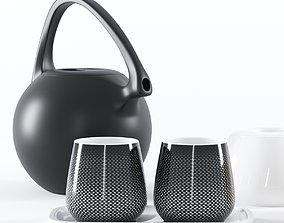 Cha Rosenthal Teapot 3D model