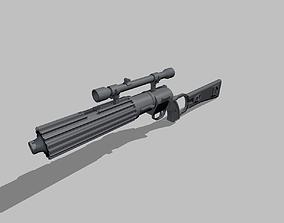 Star Wars Boba Fett Blaster Carabine 3D printable model