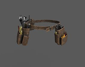 3D model WorkerToolbelt
