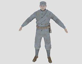 the Communist Party 3D asset