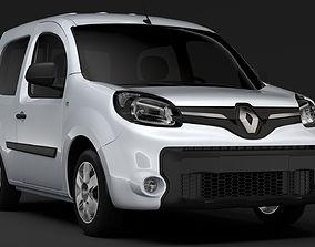 3D Renault Kangoo Combi L1 2017