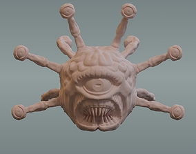 Beholder 3D model