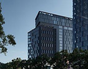 Lumion 10 Project File - Commercial Building 3D