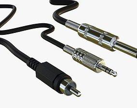3D Audio connectors