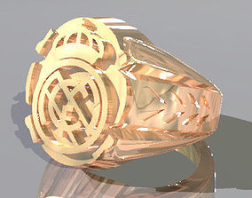 real madrid 3D print model