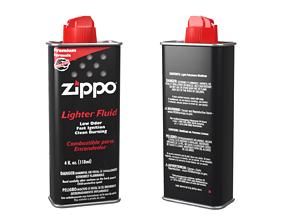 3D asset Zippo Lighter Fluid