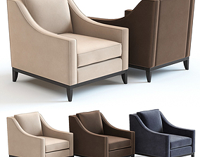 The Sofa and Chair Co - Spencer Armchair 3D