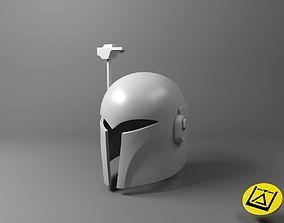 Sabine Wren helmet - updated 3D print model