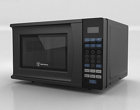 3D model Microwave Oven Westinghouse WCM770B