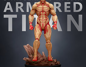 Armored Titan for 3D print