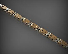 Chain Link 43 3D print model