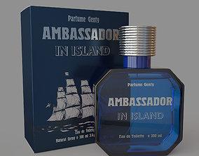 3D Ambassador in island