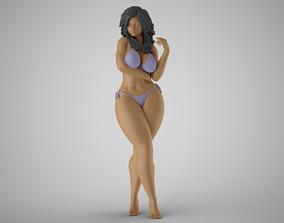 3D print model Tender Girl 8