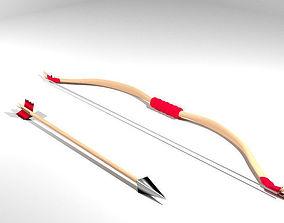 Bow and Arrow - Reflex 3D
