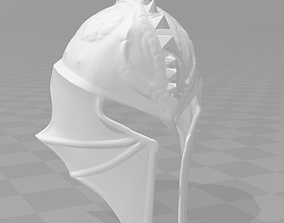 Dragon age Inquisitor helmet 3D print model