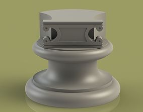 Marble Socle 05 3D printable model