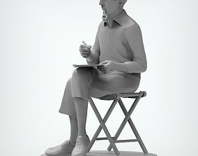 Norman rockwell 3D printable model