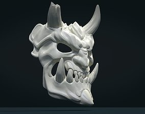 Demon Mask 2 3D printable model