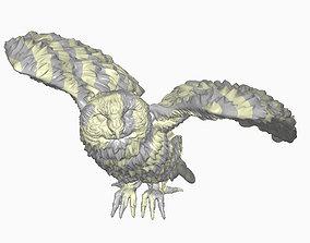 Owl - Harry Potter Owl - Hedwig 3D printable model