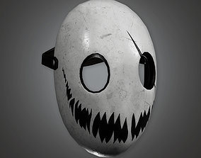 3D model Robbery Mask 2 BHE - PBR Game Ready