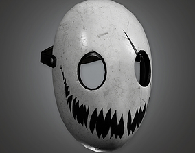 Robbery Mask 2 BHE - PBR Game Ready 3D asset
