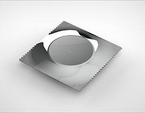 3D model condom