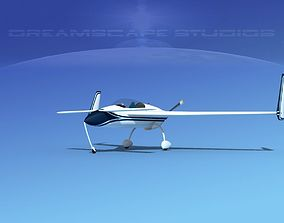 3D Rutan VariEze V08