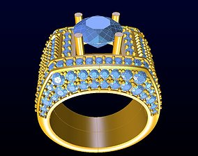 DIAMOND JEWELLERY decoration shining 3D printable model