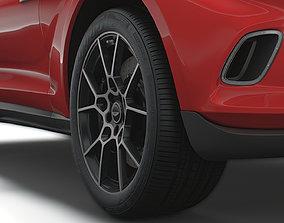3D model Aston Martin DBX 2021 wheel